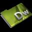 64x64px size png icon of Adobe Dreamweaver CS3 Overlay