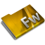 64x64px size png icon of Adobe FireWorks CS3 Overlay