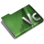 64x64px size png icon of Adobe Version Cue CS3 Overlay