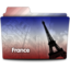 64x64px size png icon of France