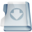 64x64px size png icon of Graphite download