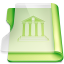 64x64px size png icon of Summer library
