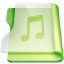64x64px size png icon of Summer music