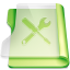64x64px size png icon of Summer utilities
