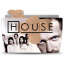 64x64px size png icon of Folder TV DRHOUSE