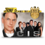 64x64px size png icon of Folder TV NCIS