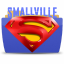 64x64px size png icon of Folder TV SMALLVILLE