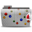 64x64px size png icon of Folder Xmas To You