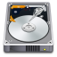 64x64px size png icon of Internal Drive Open