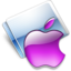 64x64px size png icon of Apple grape