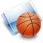 64x64px size png icon of Games Basketball