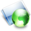 64x64px size png icon of Online lime