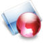 64x64px size png icon of Online strawberry