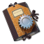 64x64px size png icon of Folder Gear