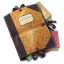 64x64px size png icon of Folder Library