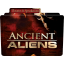 64x64px size png icon of Documentaries Ancient Aliens 1
