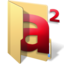 64x64px size png icon of asquared