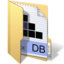 64x64px size png icon of database