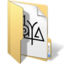 64x64px size png icon of maya files