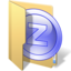 64x64px size png icon of zipgenius