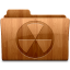 64x64px size png icon of Glossy Burn