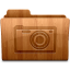 64x64px size png icon of Glossy Pictures