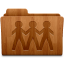 64x64px size png icon of Matte Sharepoint