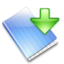 64x64px size png icon of Aqua Drop