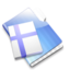 64x64px size png icon of Aqua ID Packs