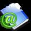 64x64px size png icon of Aqua URLs
