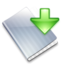 64x64px size png icon of Graphite Drop