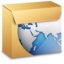 64x64px size png icon of Network Europe