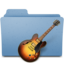 64x64px size png icon of garagebandpsd