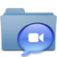 64x64px size png icon of ichat