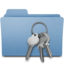 64x64px size png icon of keys