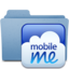 64x64px size png icon of mobileme