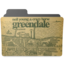 64x64px size png icon of minimal Greendale
