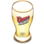 64x64px size png icon of Coors beer glass