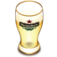 64x64px size png icon of Heineken beer glass