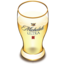 64x64px size png icon of Michelob beer glass