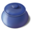 64x64px size png icon of Sugar bowl closed
