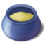 64x64px size png icon of Sugar bowl filled