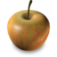 64x64px size png icon of Red apple
