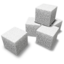 64x64px size png icon of Sugar cubes