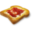 64x64px size png icon of Toast marmalade