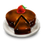 64x64px size png icon of cake