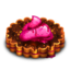 64x64px size png icon of Berry Tart