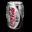 64x64px size png icon of Coke Zero