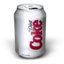 64x64px size png icon of Diet Coke