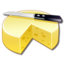 64x64px size png icon of Cheese